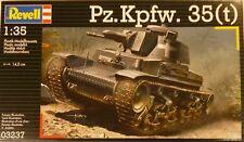 Revell 1/35 Pz Kpfzfw 35 (t) German Tank Panzer Model Kit 3237