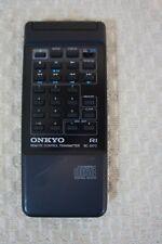 ONKYO RC-227C REMOTE CONTROL