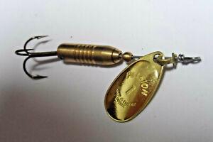 ancien Cuiller MEPPS PULSION 1 (rare) spinner lure vintage fishing antique