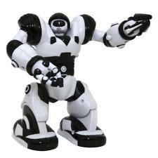 Wow Wee Mini Robosapien Eyes Light Up Walks Forward BNIB Posable Arms Hold Items