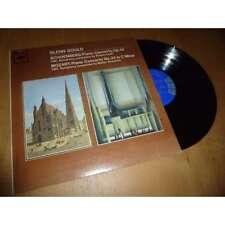 GLENN GOULD piano concerto Op.42 SCHOENBERG / No.24 in Cminor MOZART COLUMBIA Lp