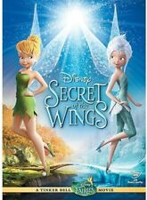 Secret of the Wings [New DVD] Amaray Case, Dubbed, Subtitled, Widescreen