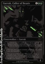 Garruk, Caller of Beasts // Foil // NM // Comic-Con 2013 Promos // engl. // MTG