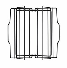 HIC Adjustable Wire Roasting Baking Broiling Rack, Nonstick, 10-In x 9.25-Inches