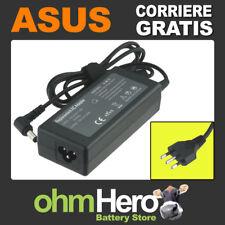 Alimentatore 19V 3,42A 65W per Asus U1F