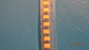 AVX   TAJA105K016R  TANTALUM CAPACITOR CASE A   1.0uf  16vdc   SMD,  QTY = 10