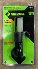 Greenlee G2090 7-1/2-Inch Durable Ergonomic Adjustable Cable Stripping Tool New