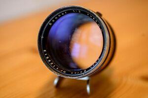 🔥 RARE Zeiss Sonnar 85mm F/2 arri standard 🔥