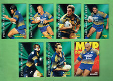 1997  RUGBY LEAGUE CARDS - PARRAMATTA EELS
