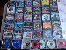 37 Playstation Spiele & 10 Demo CS´s - PS1 PSX Spiele und Demos - Sammlung Paket