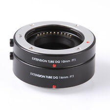 Fotga Auto Focus AF Extension Tube 10mm+16mm fr Micro M4/3 m43 Panasonic Olympus