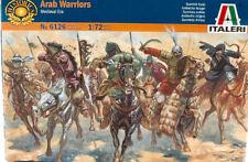 Arab Warriors Medieval Era Guerrieri Arabi Medievali Figure Plastic Kit 1:72