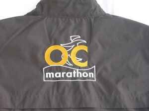 OC Orange County Marathon New Balance Technical Jacket Size S Small NEW