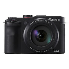 Canon PowerShot G3 X Digital Camera 20.2MP with 25x Optical Zoom Wi-Fi / NFC
