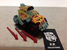 Transformers Beast Machines Blast Charge DLX Class 100% Complete