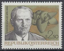 Österreich Austria 1976 ** Mi.1534 Viktor Kaplan Turbine Technik Technics
