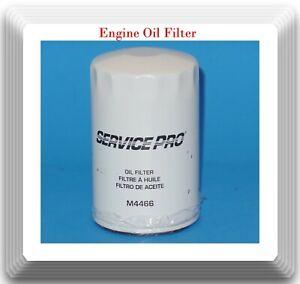 Eng Oil Filter Service Pro M4466 Fit Fram PH481 Wix 51088 BMW Mercedes 1982-1993