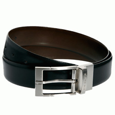 d11d8e867d4d3 Ted Baker Reversible Prong Leather Smart Men s Belt Black   Brown 34 Inch  XOOMXH69CONNARY00