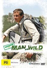 Man vs Wild: Destination - USA * NEW DVD * (Region 4 Australia)
