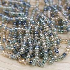 Rare!!! 6/0 Fancy Beach Glass Mega Mix Czech seed beads, loose, 70g!