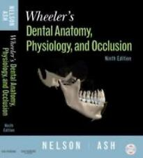Wheeler's Dental Anatomy, Physiology and Occlusion by Stanley J. Nelson...