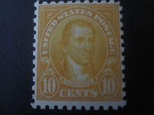 1922-25 Regular Issue - Scott Catalog #591 MNH