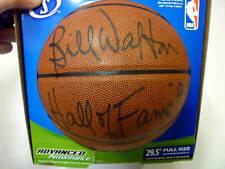 Bill Walton signed basketball JSA authenticated auto