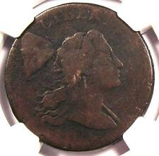 1794 Head of 1794 S-42 Liberty Cap Large Cent 1C - NGC VG Details - Rare Penny