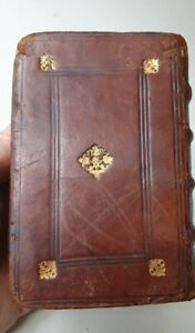 Les Psalmes de David  1573 - Old & rare French book  - Gabriel Dupuiherbault