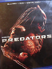 PREDATORS (3 disc BLU-RAY set)