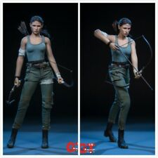 Pre-order 1/6 GTToys The Explorer Tomb Raider Lara Two Head Sculpt Clothes Set