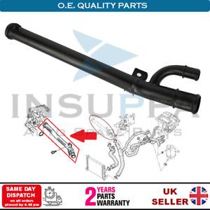 Coolant Water Hose Pipe Flange For Renault Logan Sandero Stepway 1.4 7700869985