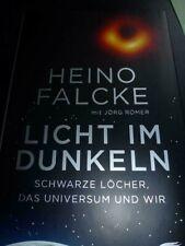 Licht im Dunkeln - Schwarze Löcher  Heino Falcke