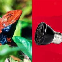 Lampade Infrarossi Riscaldanti per Animali Rettile Lampada di Calore in Ceramica