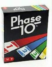 Mattel Games Phase 10 Gesellschaftsspiele Kartenspiele Kinder Party Spielzeug