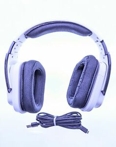 Logitech - G933 Artemis Spectrum Snow Limited Edition Wireless 7.1 Headset