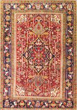 """3'7"""" x 5'Magnificent Antique Heriz Rug, Tribal,#17038"""