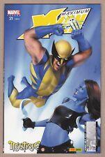 Maxium X-Men #21 French RARE in U.S.