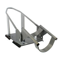 ABN Removable Chock Stopper Cradle Holder for Standard Motorcycle Front Wheel