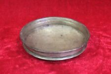 1900's Old Vintage Antique Indian Brass Ashtray Urli Collectible Po-73