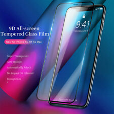 For iPhone Series 9D Tempered Glass Full Screen Protector Film Accesories