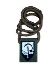 Israeli Army Oz Courage Division 89 Commando Brigade Disguising Dog Tag Co Cover