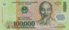 Vietnam P-122 100000 dong 2004 UNC