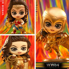 Hot Toys COSBABY COSB726-728 Wonder Woman 1984 Mini Action Figure Doll Toys