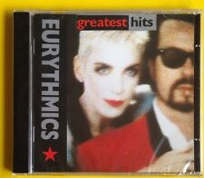 Eurythmics Greatest Hits CD NEW SEALED Love Is A Stranger/Sweet Dreams/Angel+