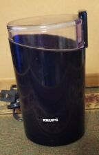 Krups F203 - Electric Spice / Coffee Grinder - Black Tested Working