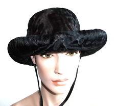 Iesa pelzhut sombrero ha fur Persian lambskin gorro ancha cola gorra Fell