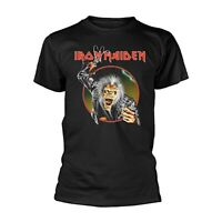 EDDIE HOOK  by IRON MAIDEN  T-Shirt  various  sizes quality official merchandise