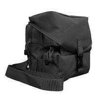 Condor MA20 Black MOLLE PALS Modular Tri-Fold Out Shoulder Medical EMT Bag Pouch