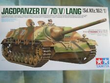 Tamiya 1/35 German Jagdpanzer IV L/70 (V) Model Tank Kit #35340